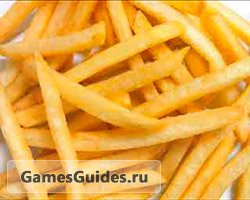 94% картошка фри